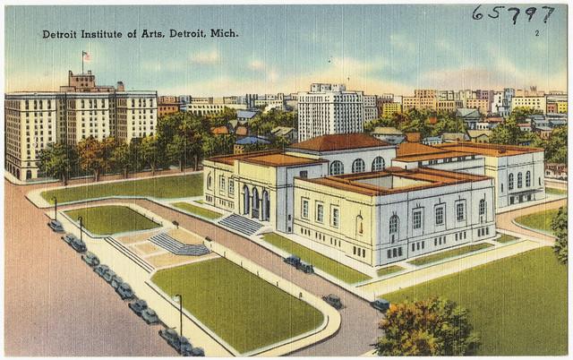 Detroit Institute of Arts, Detroit, Mich.