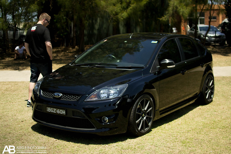 Eoi Nsw 2008 Ford Focus Xr5 Turbo
