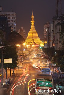 Yangon - Hustle and Bustle