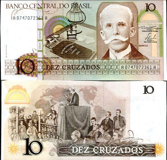 10 Cruzados Brazília 1986-87, Pick 209