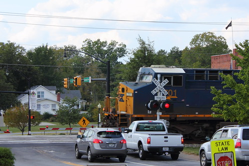 Kennesaw Rail Crossing
