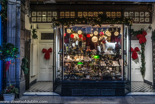 Christmas In Dublin by infomatique