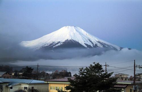 Fuji somnoliento 2