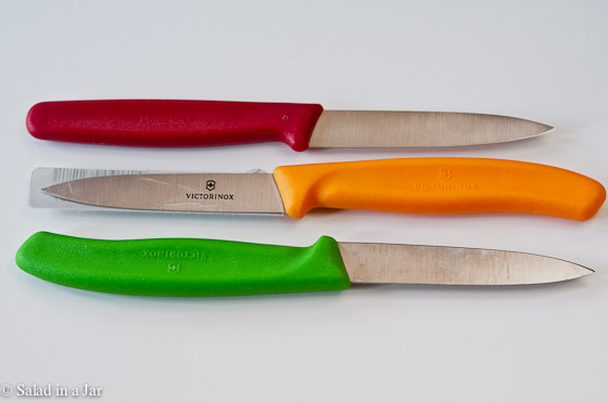 10 Inexpensive Stocking Stuffers From a Restaurant Supply House -- small paring knives
