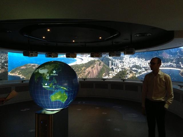 SingTel Experience Centre
