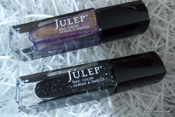 Julep Maven Nail Nails Polish American Beauty Glitter Glow December Box