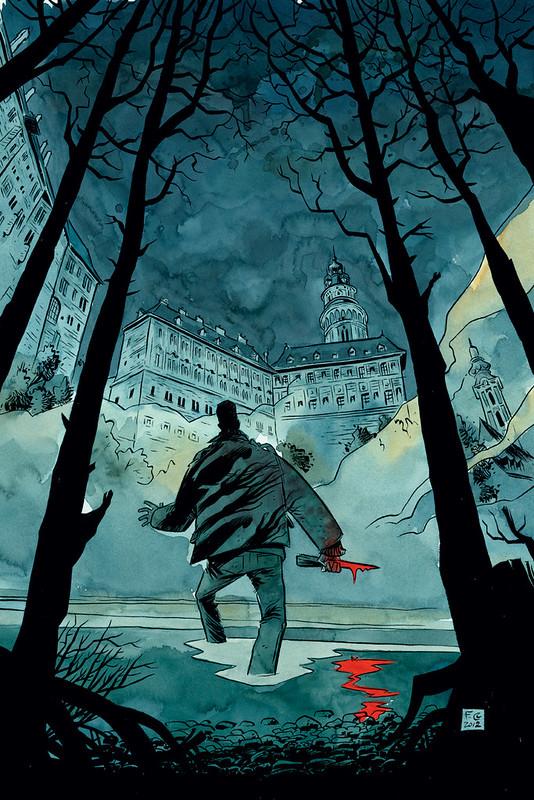 BPRD Vampire cover 02