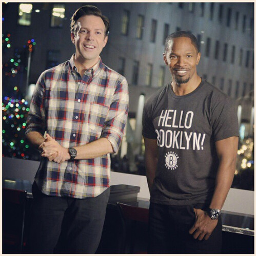 Jamie Foxx Hello Brooklyn Shirt SNL