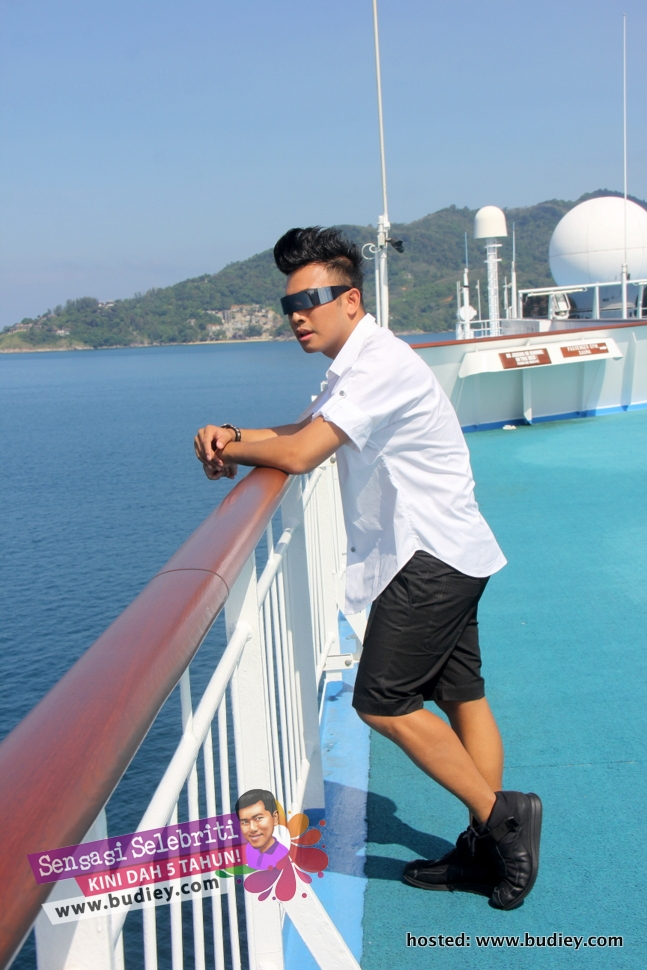 IZ Cruise With Angkasawan