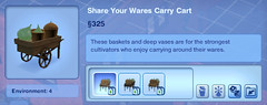 Share Your Wares Carry Cart