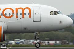 G-EZAM - 2037 - Easyjet - Airbus A319-111 - Luton - 120518 - Steven Gray - IMG_1768