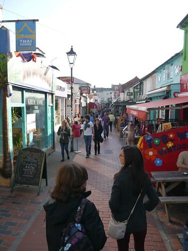 The Lanes Brighton, UK