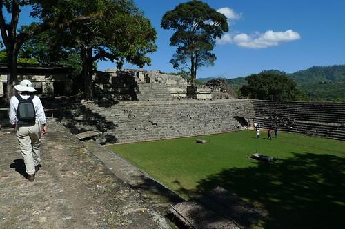 East Plaza - Copan - Ruinas Copan, Honduras