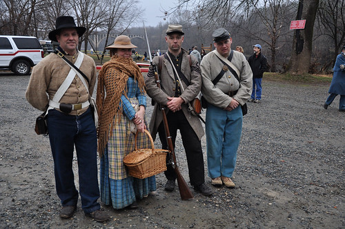 Va. Guard engineers support Battle of Fredericksburg reenactment