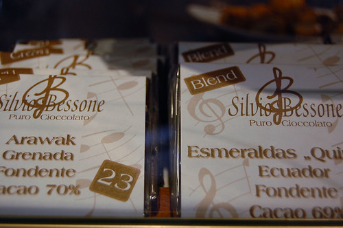 silvio bessone's chocolate