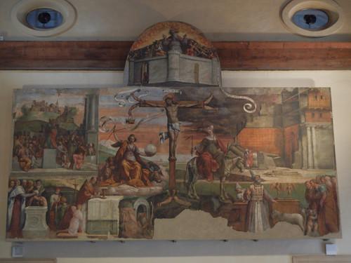 DSCN3883 _ L'Antico e il Nuovo Testamento, Benvenuto Tisi detto Garofalo