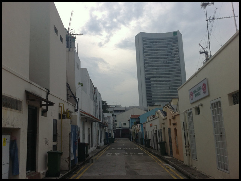 Alley 2 of Arab Street