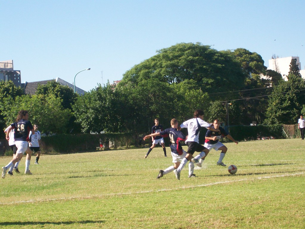 Final del Torneo ADAU de Fútbol 2010