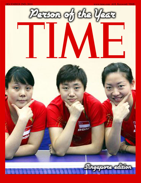 Singapore Women Table Tennis Team