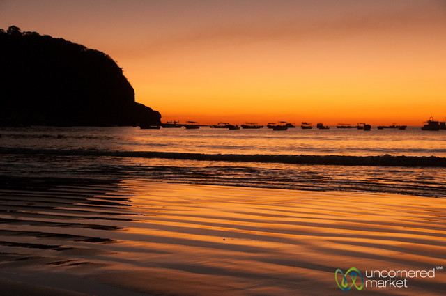 Sunset at San Juan del Sur - Pacific Coast, Nicaragua Flickr - Photo ...