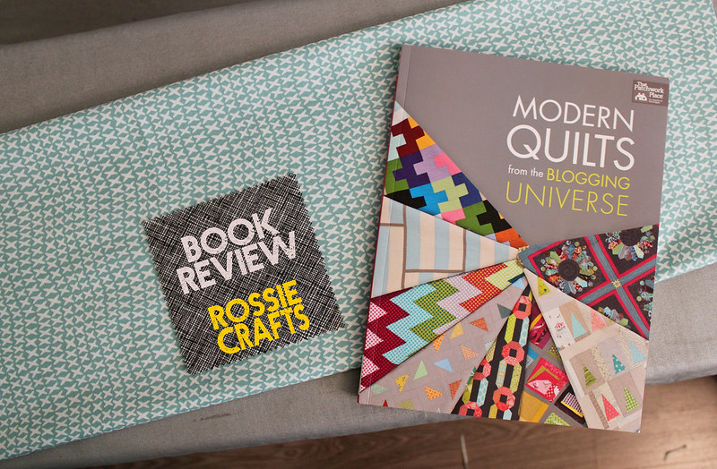 Review of Modern Quilts from the Blogging Universe