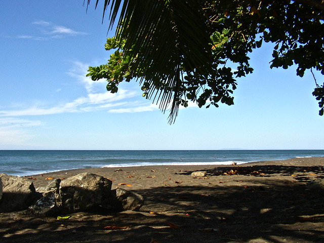 Playa Hermosa in Costa Rica