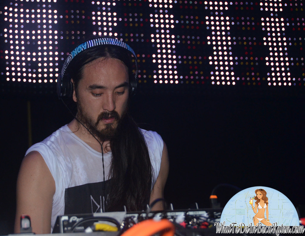 Steve Aoki Club Cinema