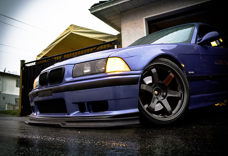 Te37sl And E36 M3
