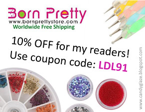Born Pretty Store 10% Off Coupon By Candy Glaze