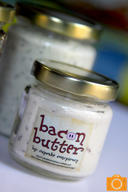 Cupcake Conspiracy Bacon Butter