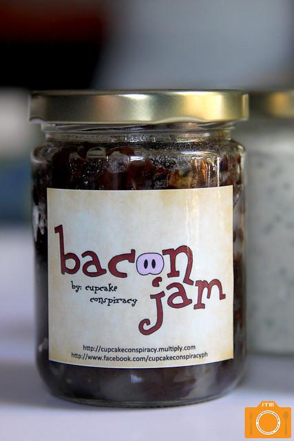 Cupcake Conspiracy Bacon Jam