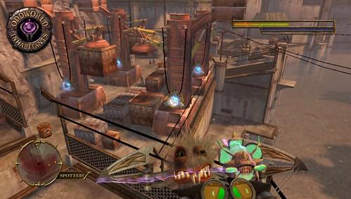 Oddworld: Stranger's Wrath HD for PS Vita