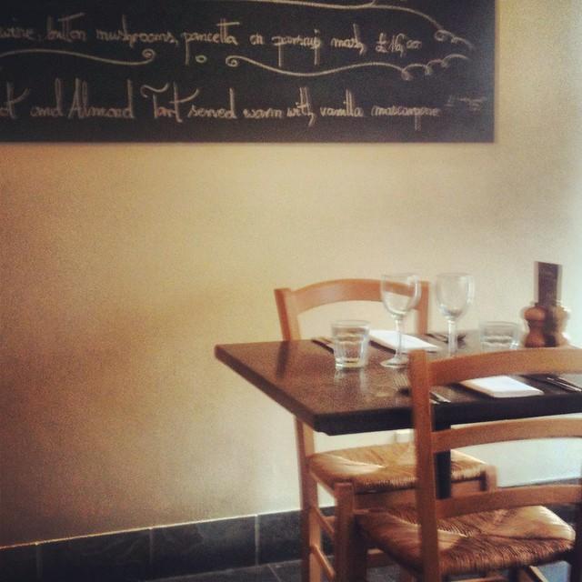 Restaurante Olive Tree de Southampton