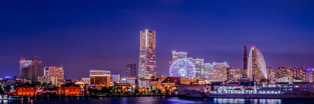 Panoramic Yokohama