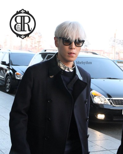 Big Bang - Gimpo Airport - 15jan2015 - TOP - BB Rhythm - 01
