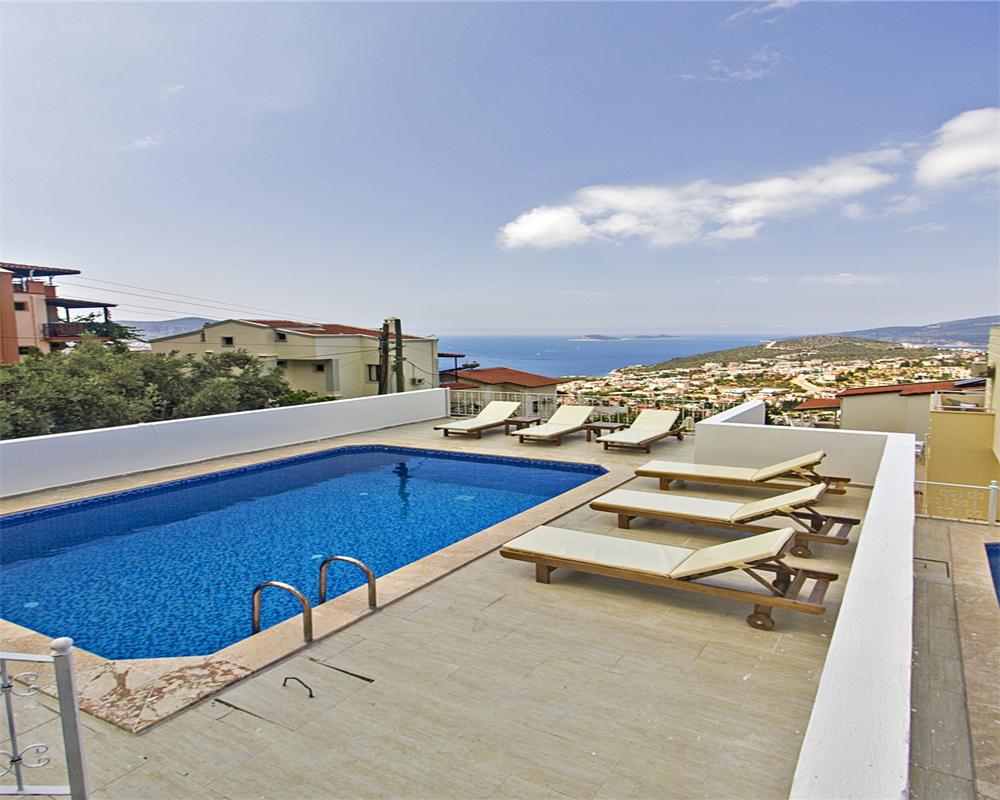 kiralık yazlık villa - 3007