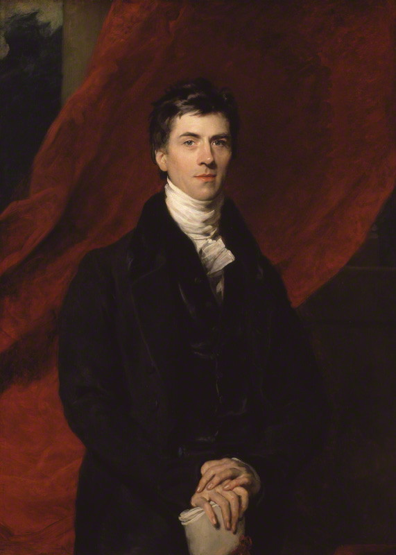 Henry Brougham, 1st Baron Brougham and Vaux by Thomas Lawrence, 1825