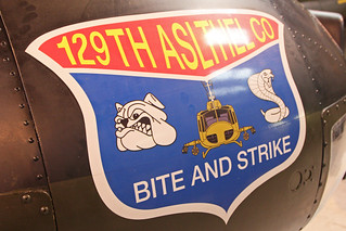 129th Aslthel Co 'Bite And Strike'