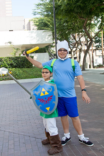 Link and Finn