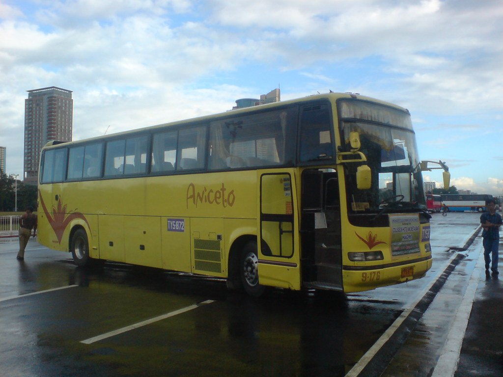Aniceto 9 17 G Special Trip Bus Ticket Collector Flickr