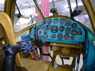 Flight instruments: Mil Mi-1
