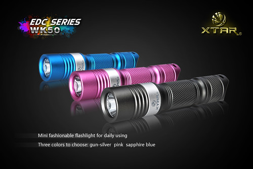 XTAR WK50,Power LED Flashlight Supplier,XTAR LED Flashlight