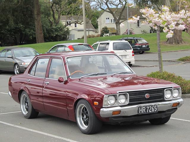 1975 Toyota Corona 1800
