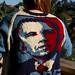 Obama-Rama Cardigan
