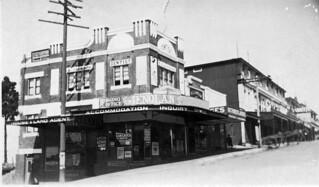 Katoomba and Gang Gang Streets