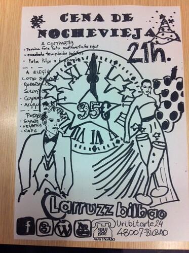 Borrador para NocheVieja Larruzz Bilbao by LaVisitaComunicacion