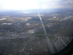 Vol Voronezh - Moscou