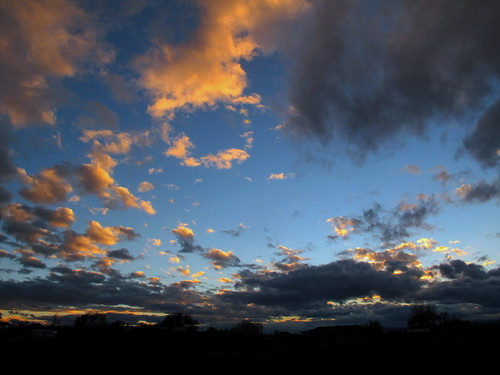 winter sunset sky storm newmexico clouds wow fireinthesky thegalaxy blinkagain sunrays5