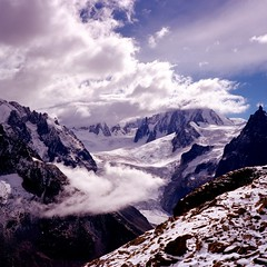 [Free Images] Nature, Mountain, Snow Mountain ID:201211152000