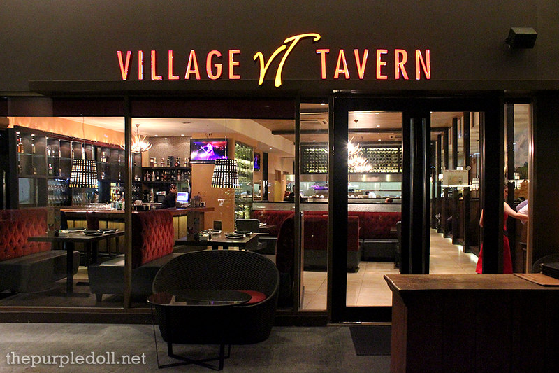 Village tavern first year anniversary new menu offerings the